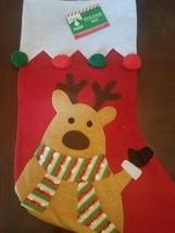 Christmas Stocking Rudolph upc 639277568489 - $20.67