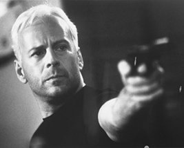 Bruce Willis The Fifth Element 16x20 Canvas Giclee - $69.99