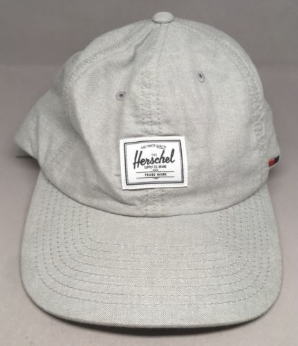5814be3062c Herschel Supply Co Hat Gray Baseball Cap and 50 similar items. 12
