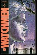 Watchmen #2 1986-DAVID GIBBONS-ALAN MOORE-DC Comics Vf - $24.83