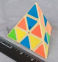 Vintage The Piramidi Puzzle Cubo di Rubik Ajd - $24.75