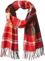 David And Young Women's Softer Than Cashmere Acrylic Scarf With Fringe,... - $11.23