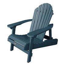 Highwood AD-CHL1-NBE Hamilton Adirondack Chair, Adult, Nantucket Blue - $366.99