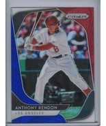 ANTHONY RENDON 2020 Panini Prizm Prizms Red White and Blue #1 E4516 - $2.25
