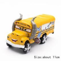 Disney Pixar Cars 3 Toys Role Miss Fritter Lightning McQueen Jackson Cru... - $2.00+