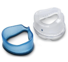 NEW Respironics Comfort Gel Blue Full Face Cushion & Flap - $28.95