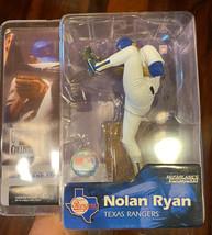 McFarlane 2004 Nolan Ryan Texas Rangers Cooperstown Series 1 - $16.82