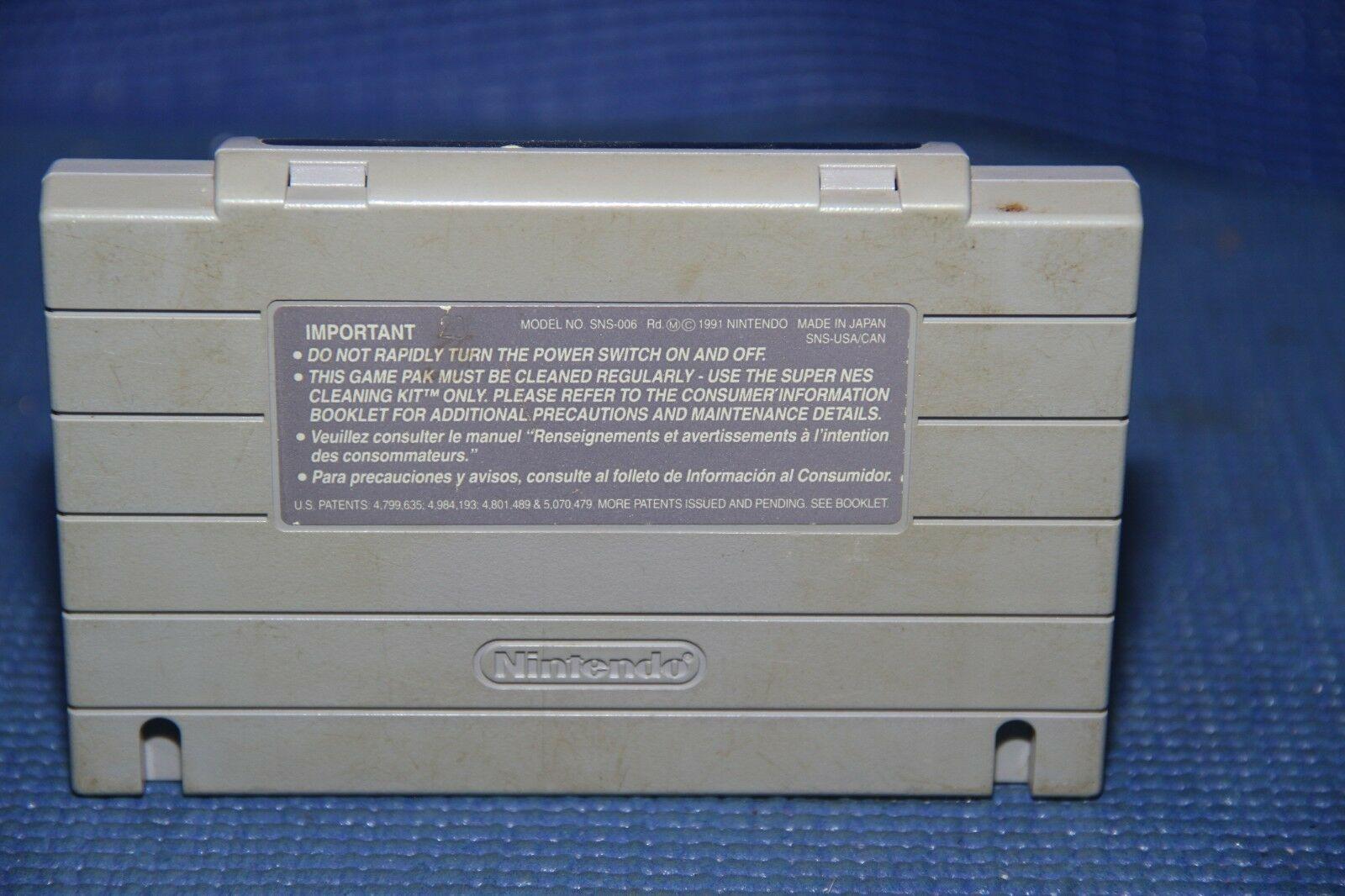 George Foreman's KO Boxing (Super Nintendo Entertainment System, 1993) SNES image 2