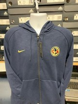 Nike Club America Home Jacket (hoodie On) Chamarra De America Size XL  Only - $84.15