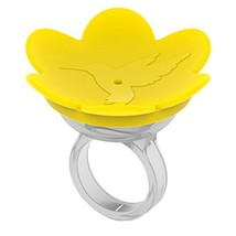 ZUMMR Hummingbird Ring Feeder (Yellow) - $6.77