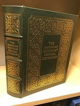 The American Heritage Medical Dictionary (Leather Bound) [Leather Bound]... - $48.48