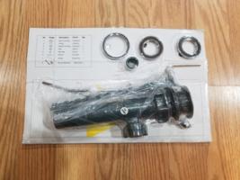 Glacier Bay Builders Bathroom Faucet Drain Assembly Kit, Chrome - $25.00