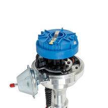 Pro Series R2R Distributor for Ford 351W Windsor, V8 Engine Blue Cap image 3