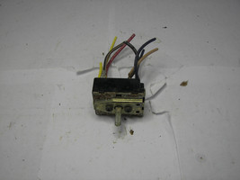 Used Maytag Switch Selector 7403P255-60 tested good ASR3167-88 240VAC - $27.65