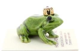 Hagen-Renaker Miniature Ceramic Frog Figurine Birthstone Prince 06 June image 2