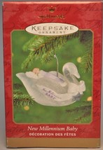 Hallmark - New Millennium Baby - 2000 Keepsake Ornament - $6.72