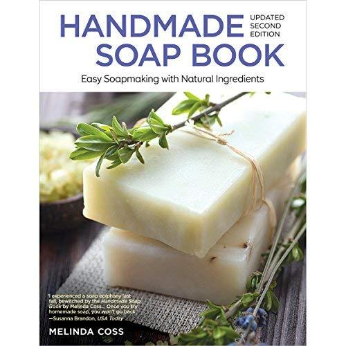 Design Originals Lifestyle Handmade Soap Book