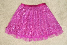 bd2bc4d88 Gap Kids Magenta Sequin Girls Skirt Size 10 - $12.19