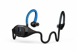 Original BLAUPUNKT BPA-4005 Stereo Bluetooth Earphones Wearable Audio image 1