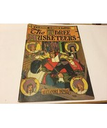 CLASSICS ILLUSTRATED Comic Book No. 1 The Three Musketeers HRN 28 - $99.00