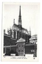 France Paris Ste Chapelle Grille Palais De Justice Alfred Noyer RPPC Pos... - $4.99