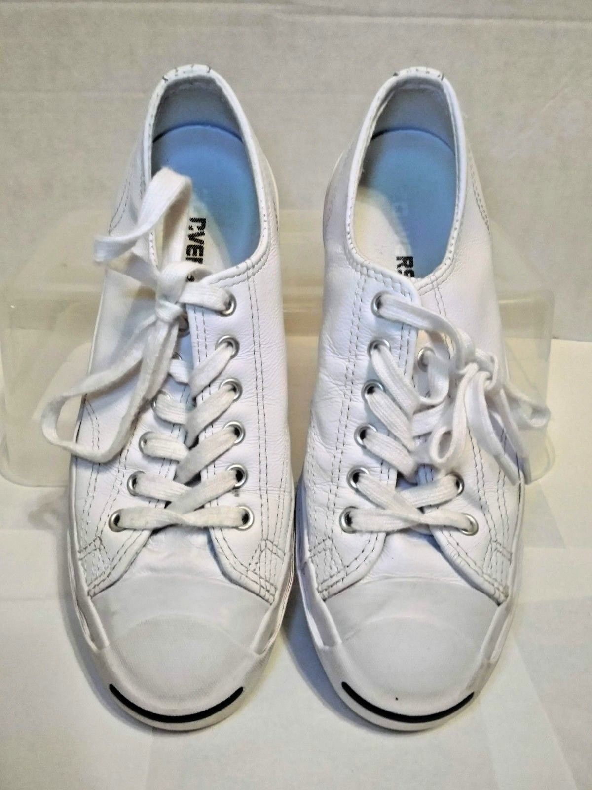 Converse Jack Purcell Low Top Women Size 8.5 and 50 similar items ed8fd2802