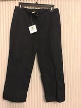 Anne Klein Womens BLACK Pant Size 2 Ships N 24h - $26.71