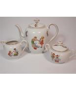 Mitterteich China Child Tea Set, 11 pieces, Toy... - $250.00