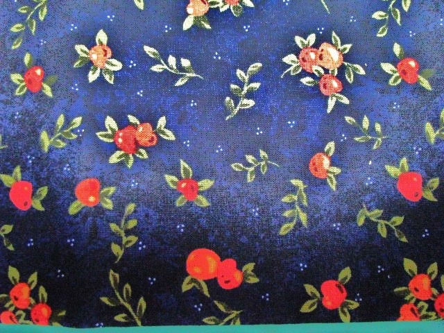 Fabri-quilt Take Me Home 100/% Cotton fabric Quilting Craft Floral Stripe Heart