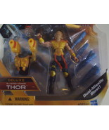 Marvel Deluxe Blaster Armor Thor & Ice Attack Frost Giant - $20.00