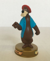 brer bear figurine  2002 Mcdonalds 100 years of magic walt  disney world - $16.78
