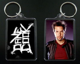 DANE COOK keychain / keyring Isolated Incident #2 - $7.91