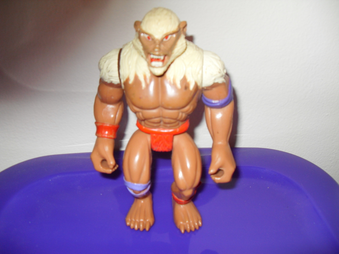 1985 Thundercats Monkian Figure