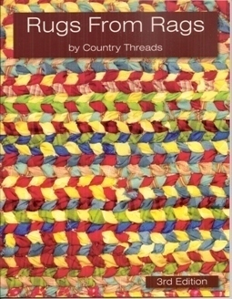 Rugs From Rags County Threads Pattern Book