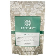 Tapestry Tea Dream Tea Bags Herbal Sleep Chamomile Blend 17 Natural Ingredients