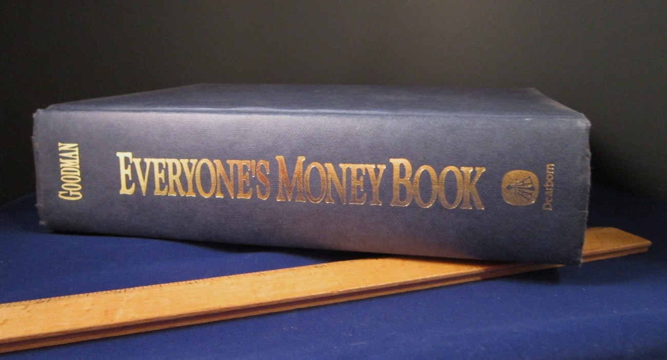 Everyone's Money Book 1995 by Jordan E Goodman