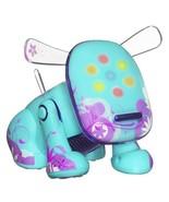 iDog Amp'd Turquoise Flowers Animated Interactive i-Dog External Music S... - $189.97