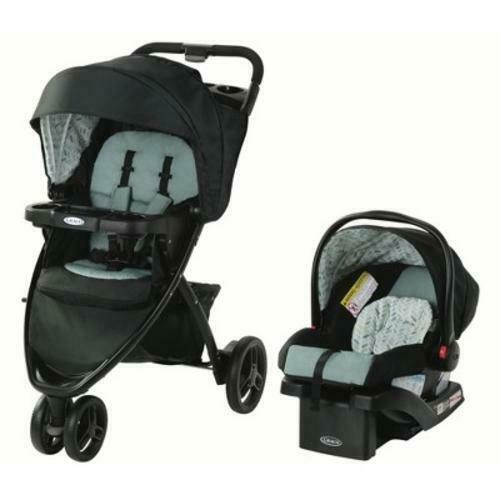 Graco Pace Travel System - Birch 7836 - $120.00