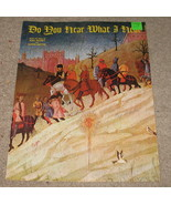 Do You Hear What I hear Sheet Music - 1962 - $8.99