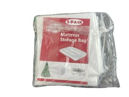 Thetis Bedding 2 PACK Mattress Cover Twin XL Moving Storage Bag - $27.95