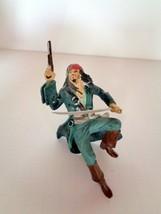 Pirates Of The Caribbean Hallmark 2011 Capt Jack Sparrow Ornament - $4.94