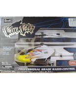 Revell White Wolf Pro Grade Radio-Control Helicopter - New - $80.00
