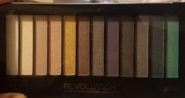 Makeup Revolution's Essential Day to Night Redemption Eye Shadow Palette - $7.70