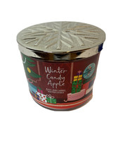 Winter Candy Apple Bath & Body Works 14.5 Oz Candle Jar - $14.99