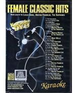 Forever Hits Female Classic Hits Karaoke DVD FH-4205 - $12.73