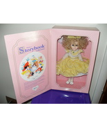 1988 Effanbee Storybook Collection Goldilocks Doll In Box - $19.99