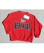 Nebraska Cornhusker Size 12-14 Red Sweatshirt - $8.99