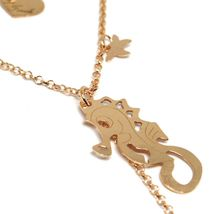 Necklace and Pendant Silver 925, Little Seahorse Shell, Starfish, le Favole image 4