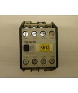 Siemens AC Contactor 3TF4022-OA - $25.00