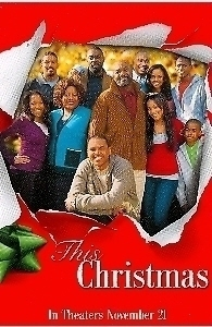 Promo Card for the movie This Christmas